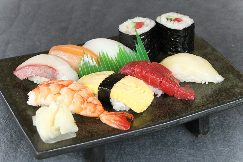 握り寿司7貫