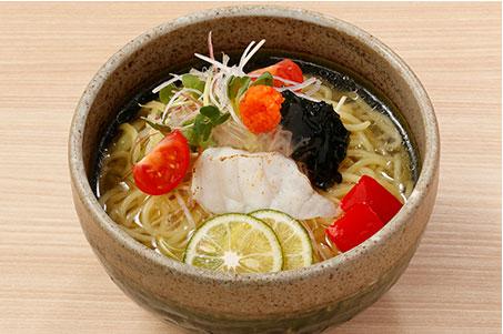 冷製ふぐ麺(コラーゲン入り)