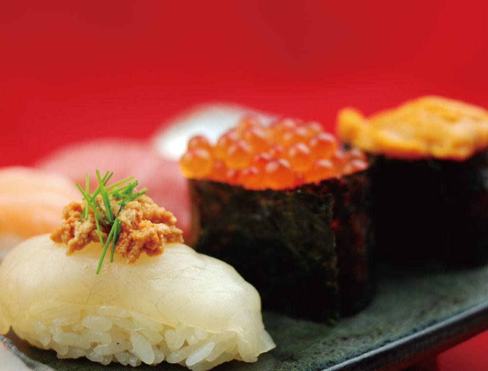 おすすめ単品寿司